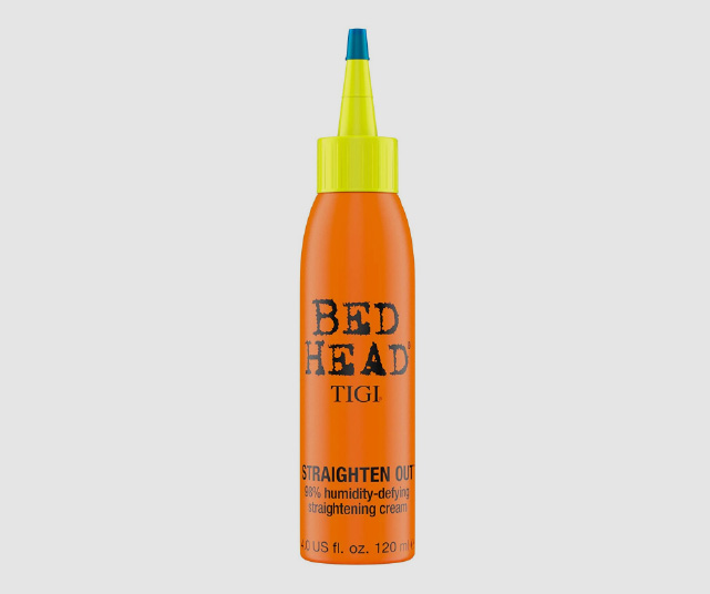 Bed-Head-Straighten-Out-98-percent-Humidity-Defying-Straightening-Cream-review